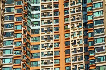Photo for Hong Kong apartment blocks - Royalty Free Image