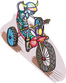 Robot na kole