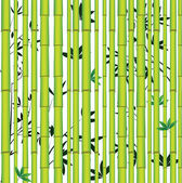 Bamboo seamless asian forest