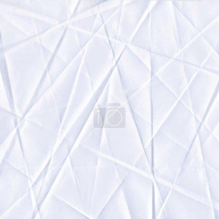 Paper crumpled seamless texture