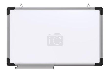 Photo pour Tableau magnétique de bureau. Rendu 3d - image libre de droit