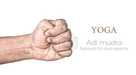 Yoga Adi mudra