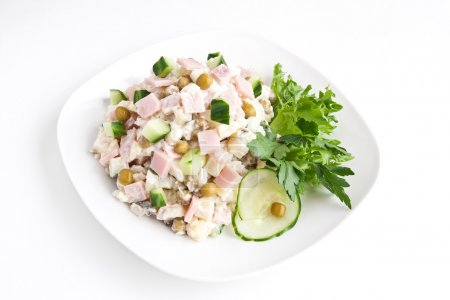 Russian salad olivie