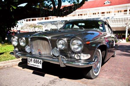 Jaguar 420 G on Vintage