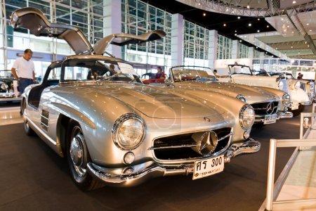 Classic car Mercedes Benz 300SL