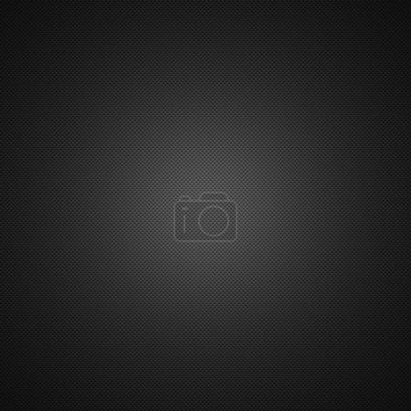 Black background of carbon fibre