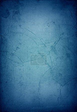 Blue vintage paper texture