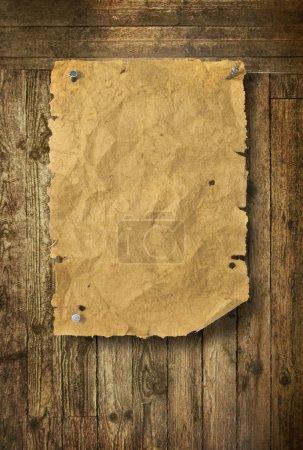 Photo pour De style far west fond texture bois ancien - image libre de droit