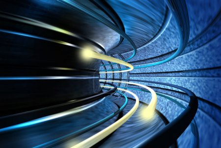 Tunnel of speed