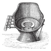 Fig 139 Tub bath seat has the effect of water (Walter Lecuyer