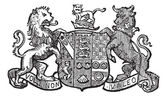 Volo Non Valeo a family motto assigned by King Charles II vinta