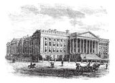 United States Department of the Treasury Building in Washington