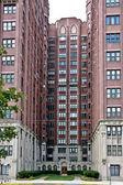 Chicago Apartment Building