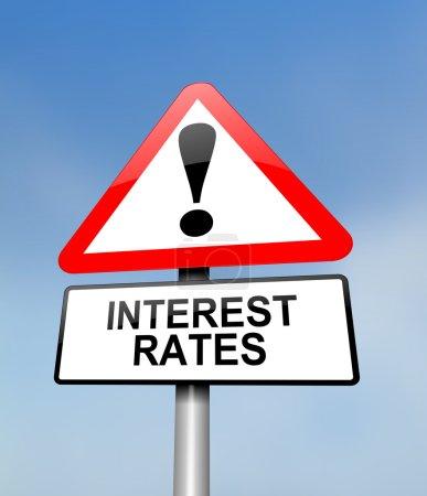 Interest rates.