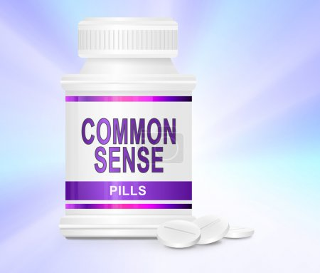 Common sense tablets.