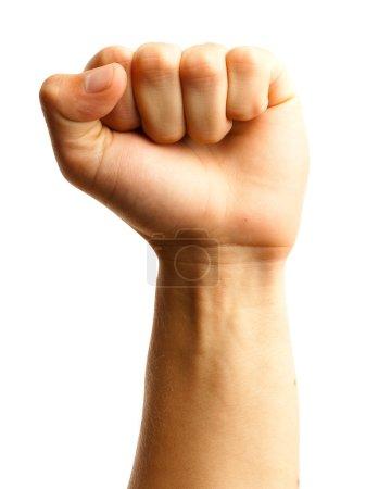 Hand power symbol