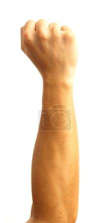 Hand symbol fist