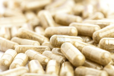 Photo for Closeup of pills - Royalty Free Image