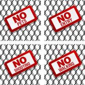 Zákazu označení