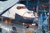 Chantilly, Virginie - 10 října: raketoplán Enterprise