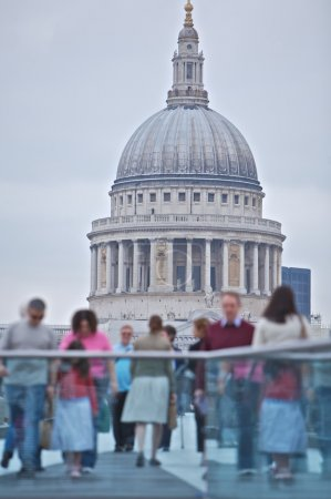 Cathedral Church of St Paul's in London