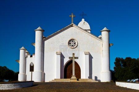 Old church on the Alentejo region