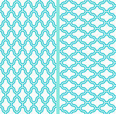 Two vector abstract lattice seamless patterns