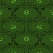 Seamless Floral Pattern 01
