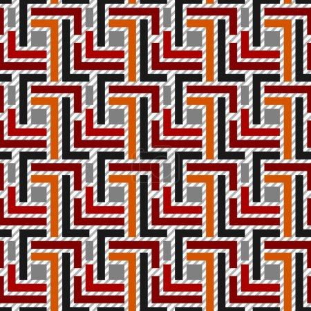 Seamless Geometric Pattern 01
