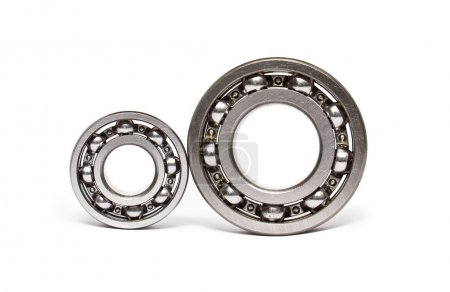 Two ball-bearings
