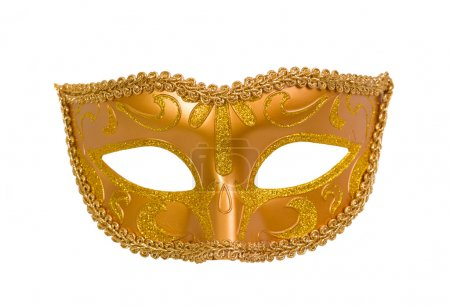 Colored carnival mask