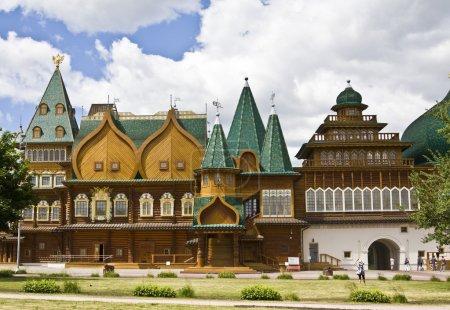 Moscow, Kolomenskoye palace
