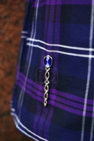 Traditional Scottish outfit