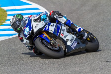 Ben Spies pilot of MotoGP