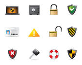 Web Icons - Security