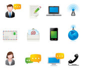 Web Icons - Communication