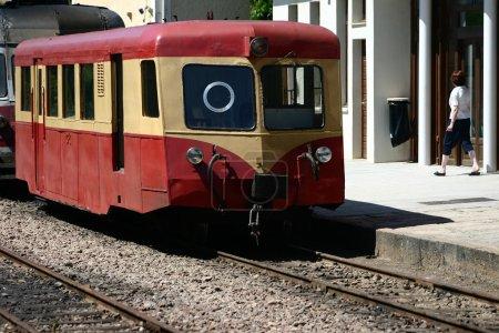 Corsica: Train Calvi to Ile Rousse