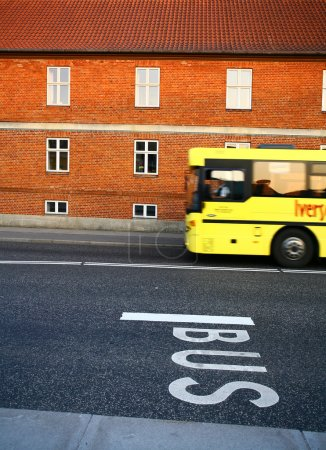 Transport by bus