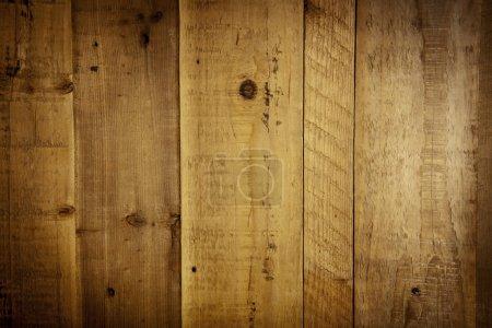Photo pour Panneaux de bois brun grunge. Grande texture et détails . - image libre de droit