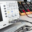 Digital oscilloscope and measuring devices with ca...