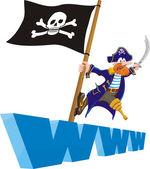 Piraterie - websites