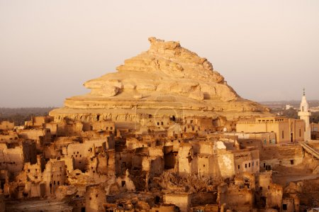 Fortress of Shali (Schali ) the old Town of Siwa