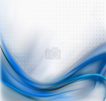 Abstract Blue Elegant Background Texture. Vector illustration.