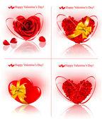 Sada bannerů Valentýn
