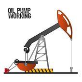 oil pump working