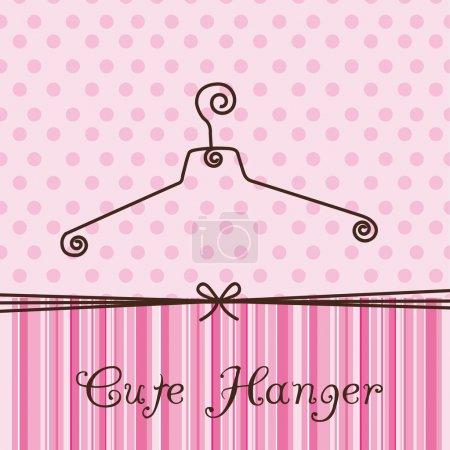 cute hanger