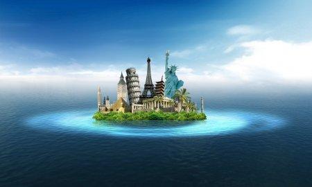 Tourism and travel around the world