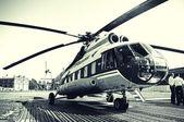 Turistické vrtulník