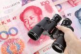 Dalekohledy a čínský jüan