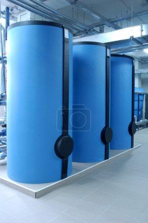 Big boilers